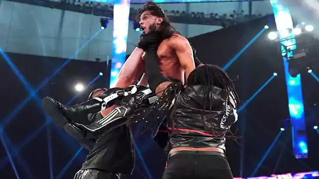 5 Exciting Moments of WWE Fastlane 2021