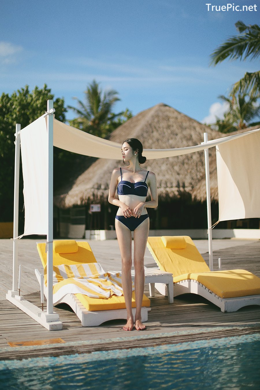 Image Korean Fashion Model - Jeong Hee - Bikini That Stained My Heart - TruePic.net - Picture-9