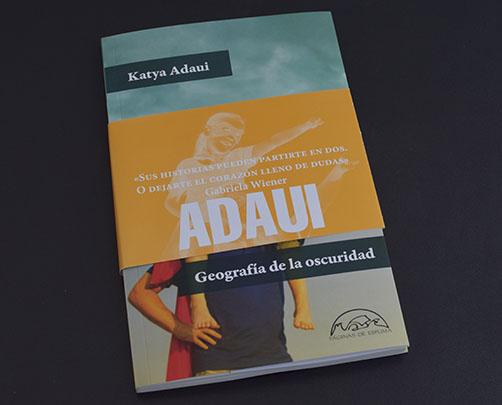 Reseña en Bestia Lectora de «Geografía de la oscuridad», de Katya Adaui (Páginas de Espuma)