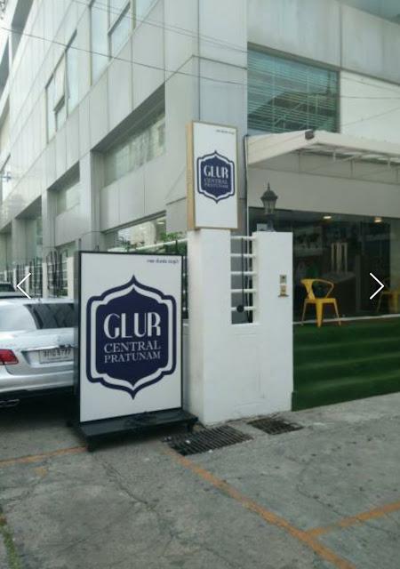 glur hotel bangkok