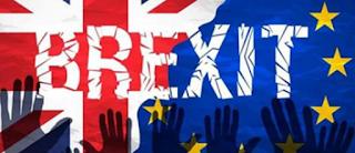 دعا آلاف المتظاهرين الإنجليز إلى استفتاء جديد على خروج بريطانيا من الاتحاد الأوروبي
