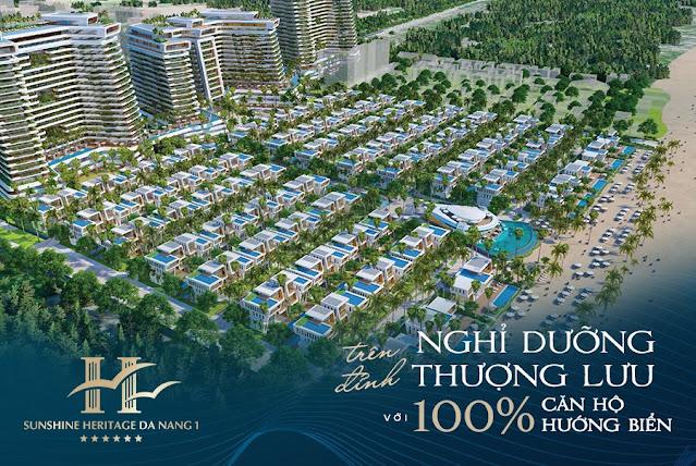Dự án Sunshine Heritage Đà Nẵng Resort I