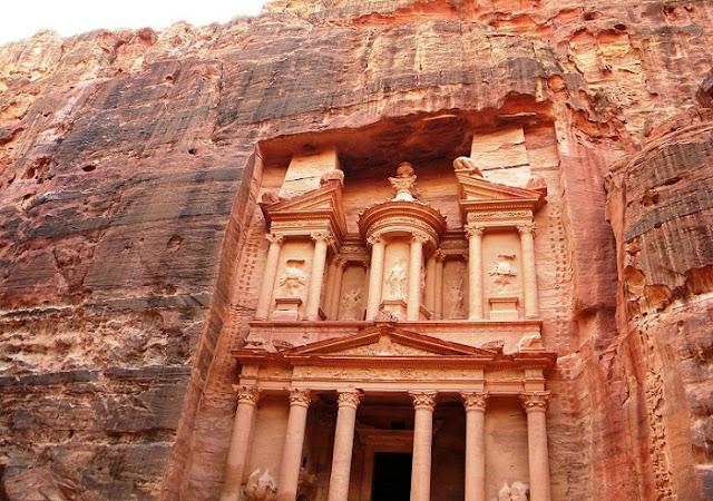 Petra, 7 Wonders of the world