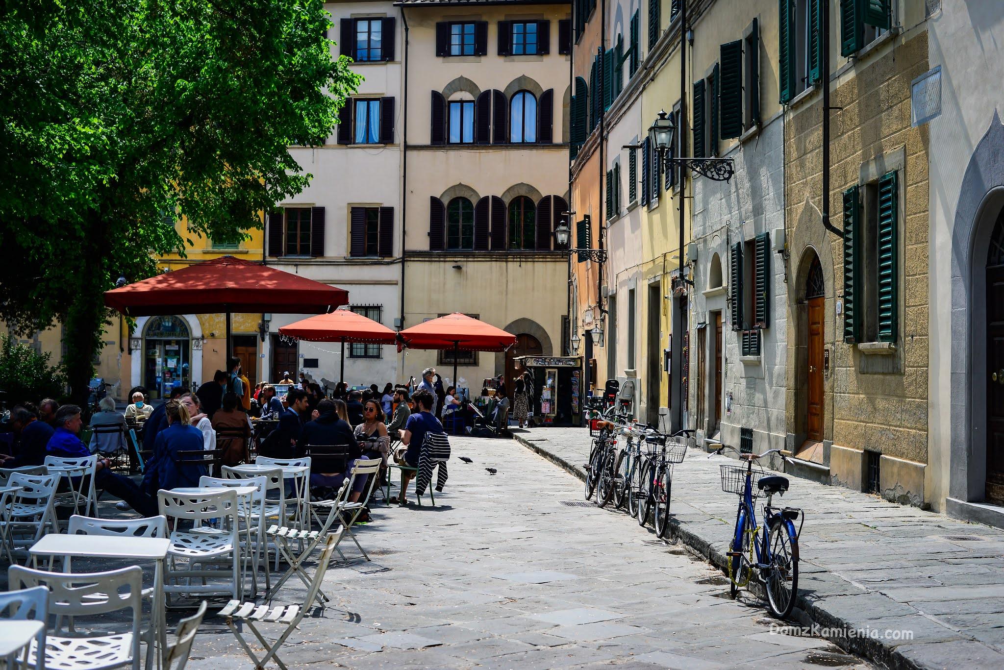 Dom z Kamienia, blog o życiu w Toskanii, spacery po Florencji