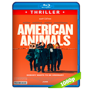 American Animals (2018) BRRip 1080p Audio Ingles 5.1 Subtitulada