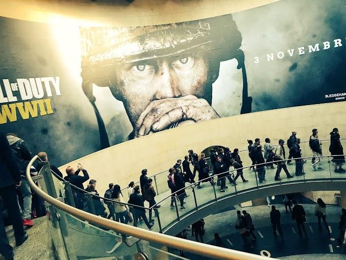 Filtrada la fecha de salida de Call of Duty: WWII