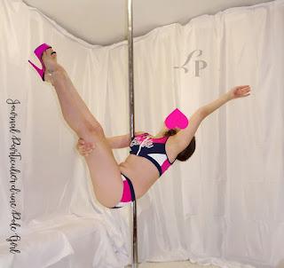 pole dance Lola Plumeti Journalpolegirl Grip trick yogini teddy underarm