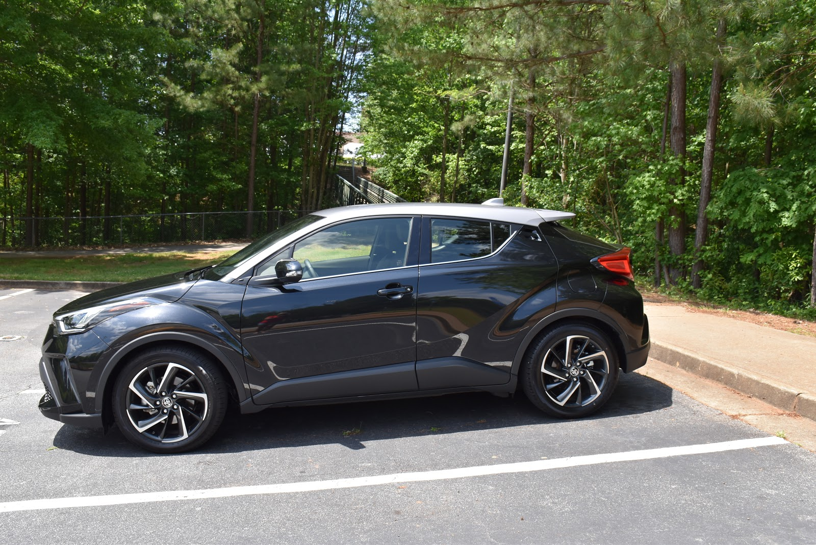 2020 Toyota C-HR Limited Exterior