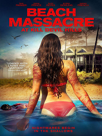 Beach Massacre at Kill Devil Hills 2016