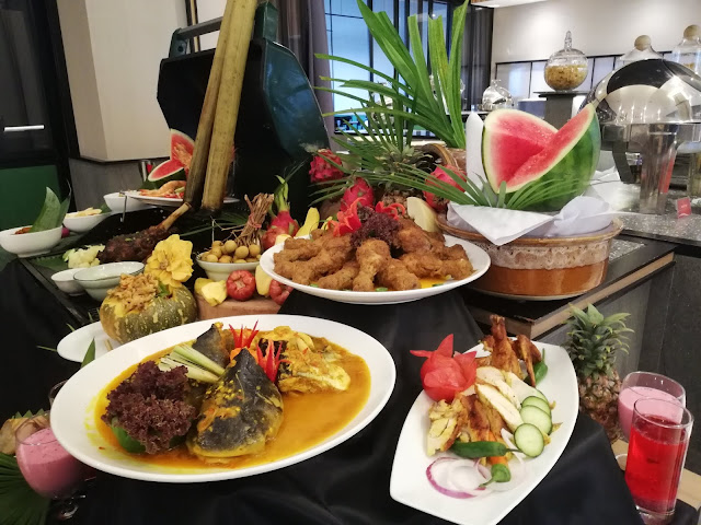 Buffet Ramadhan di Swiss-Garden Hotel & Residences, Genting Highlands