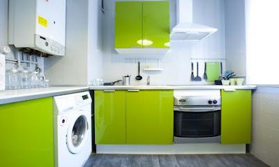 El color que mejor representa el elemento Madera es el verde.