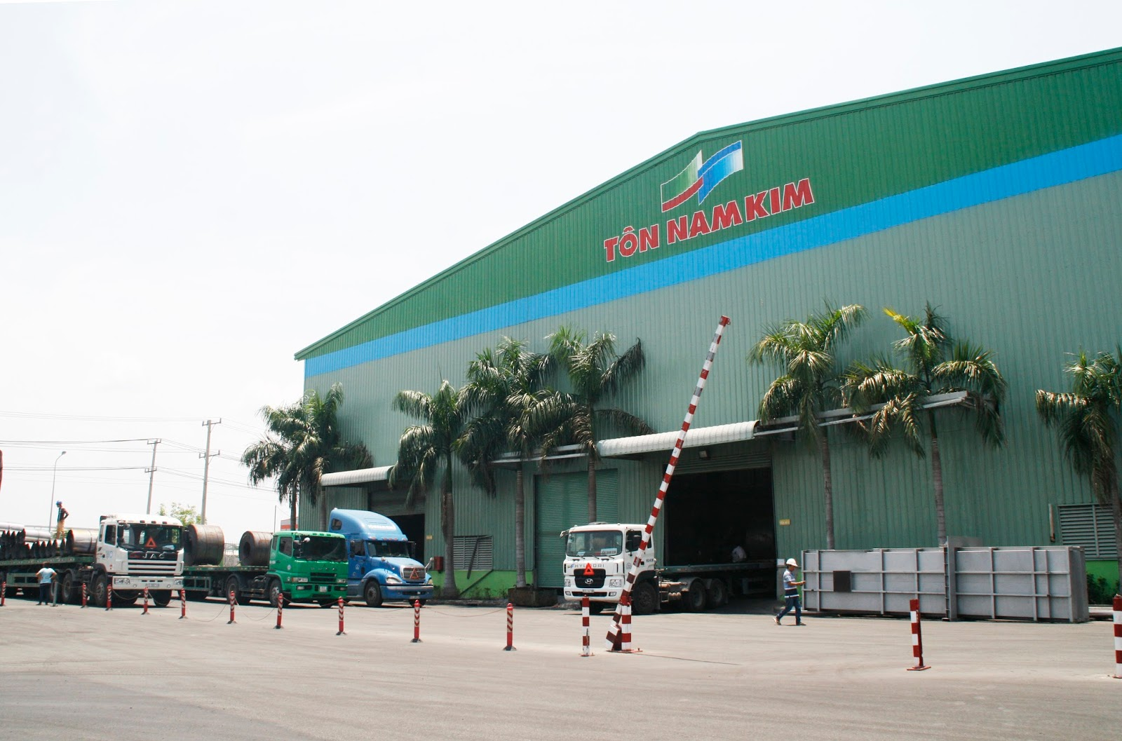 vietnamsteel: Nam Kim Steel 2nd Manufacturer Image