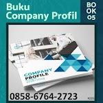 Percetakan Company Profile 0858-6764-2723 |Buku Agenda Perusahaan