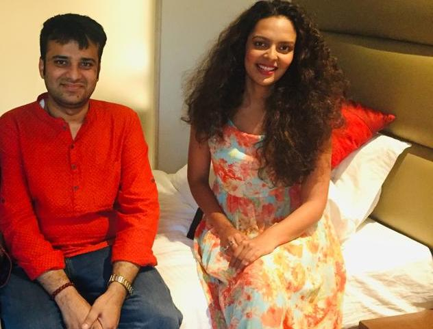 A rendezvous with Sholay Girl and Babumoshai Bandookbaaz actress Bidita Bag