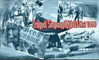 Mengenang Tragedi Berdarah 17 Tahun Lalu di Aceh