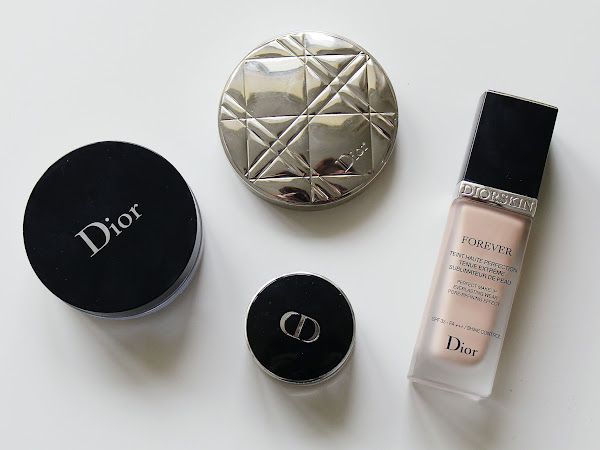 My first picks from Dior spring 2016 cosmetics range