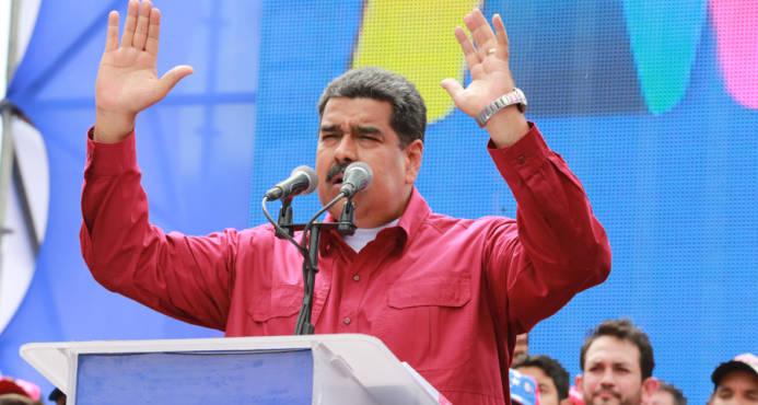 Estados Unidos responsabiliza a Maduro de la seguridad de estadounidense preso