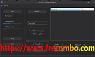 Vypr Vpn Account Checker By X_Risky