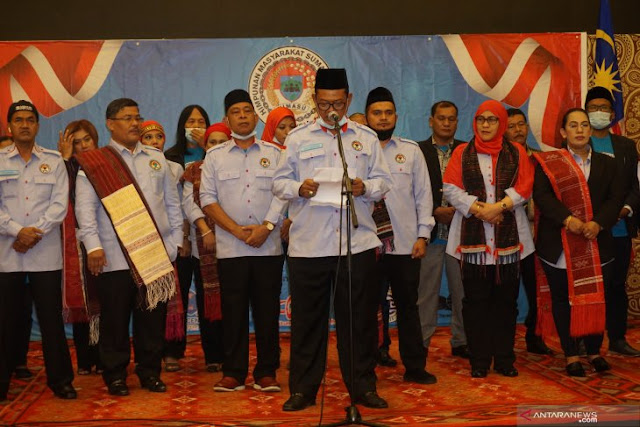 Himpunan Masyarakat Sumatera Utara di Malaysia Dideklarasikan