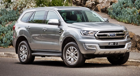 2017 Ford Everest Info News Specs Price Review Interior