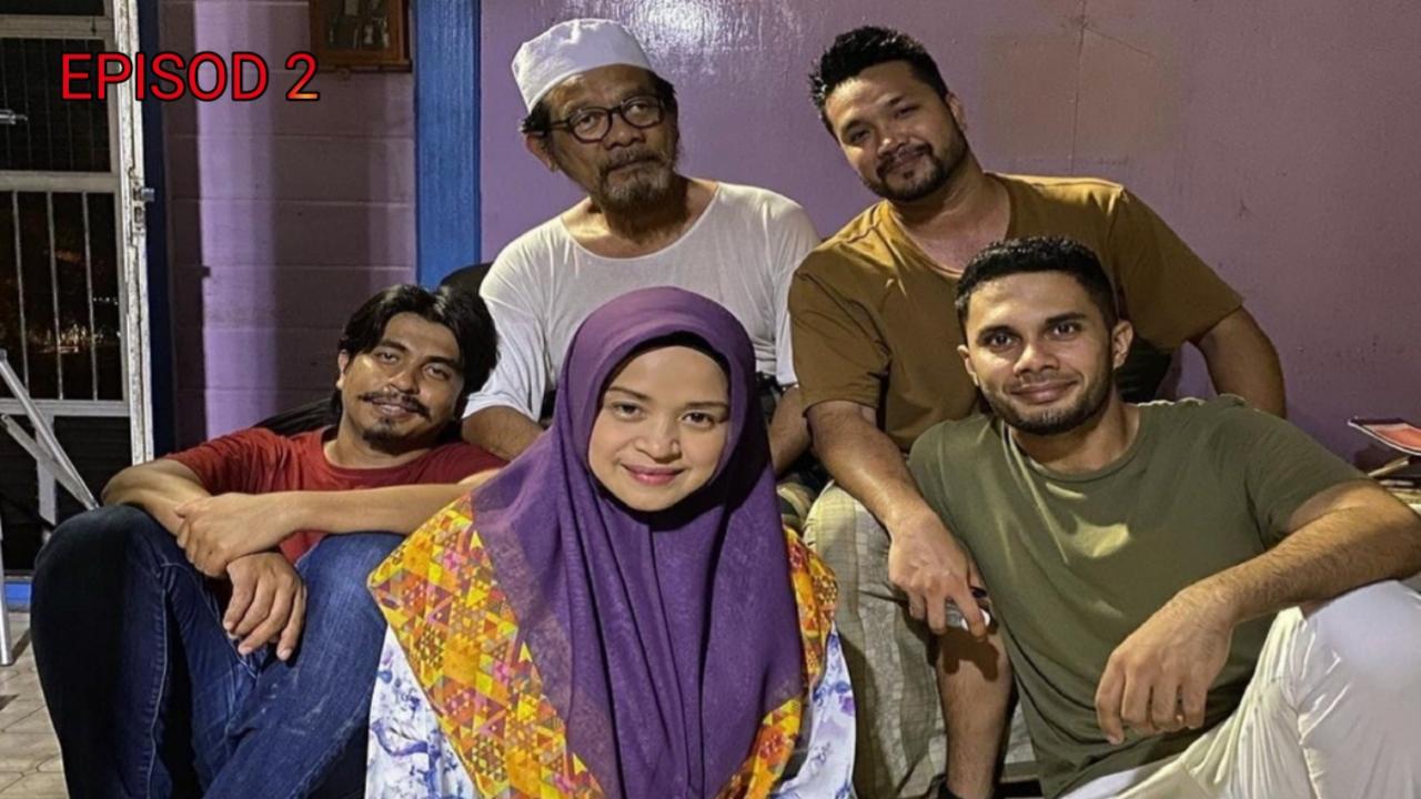 Tonton Drama Ayahanda Episod 2 (Lestary TV3)