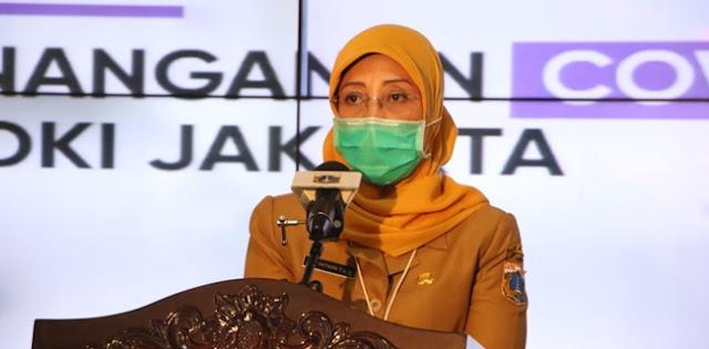 Penambahan Kasus Positif Corona Di Jakarta Tidak Ada Kaitan Dengan Petamburan