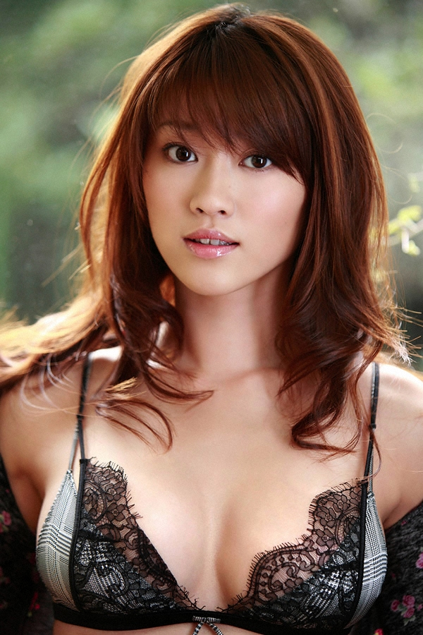 Nice pictures: Mikie Hara 6