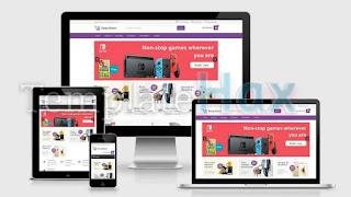 SOUQ Store - Best Ecommerce Blogger Template
