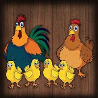 G2J Hen Family Escape