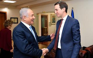 Netanyahu agradece Kushner pelos acordos de normalização