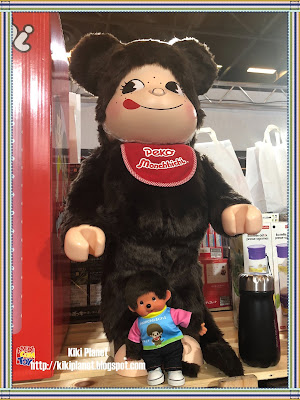 monchhichi kiki japan expo 2018 cosplayer be@rbricks pekochhichi