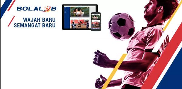 Bolalob Menyajikan Berita Sepakbola dan Futsal Paling dengan Cara Menarik