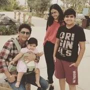 Pyumori Mehta Ghosh husband and children
