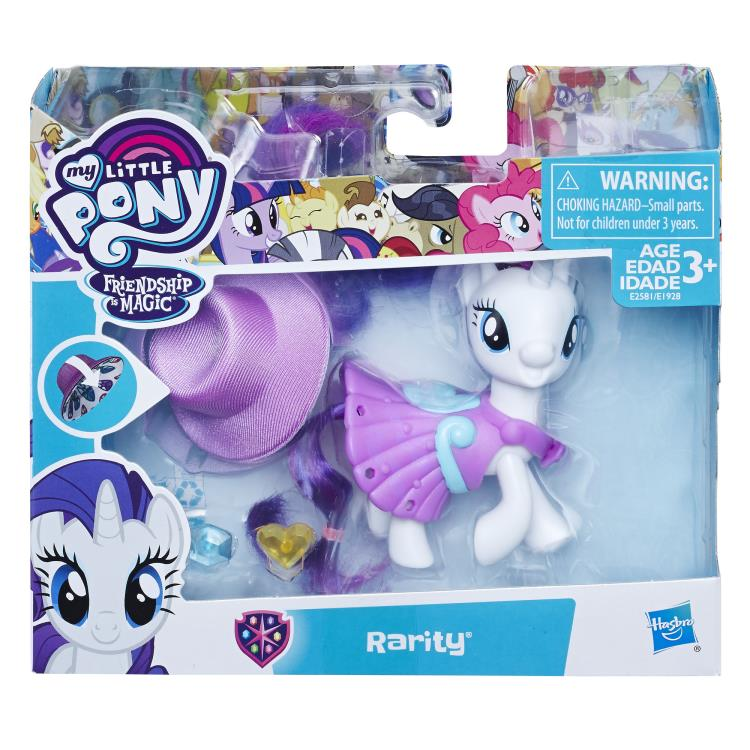 Mlp School Of Friendship Show And Tell G4 Brushables Mlp Merch