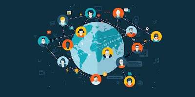 World Wide Web illustration image