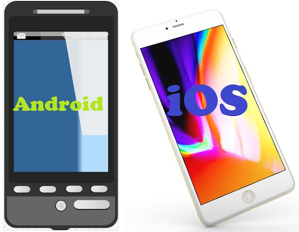 Android L vs iOS 8 Yang Bikin Ngiler