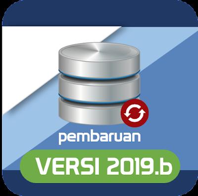 Pembaruan aplikasi dapodik 2019.b