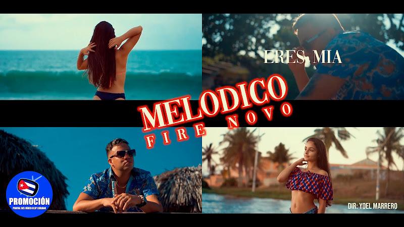 Melódico - ¨Eres mía¨ - Videoclip - Director: Yoel Marrero. Portal Del Vídeo Clip Cubano. Música urbana cubana. Reguetón. Cuba.