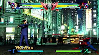 Marvel Vs Capcom 3 Rooster
