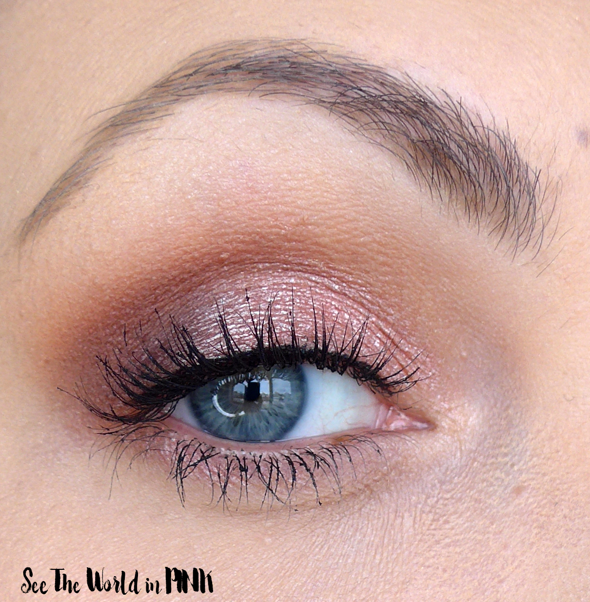 """Makeup Revolution - Revolution x The Emily Edit """"The Wants"""" Palette ~ Swatches, Review and 5 Looks!"""