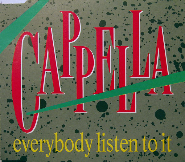 Sucessos De Sempre Cappella Everybody Listen To It