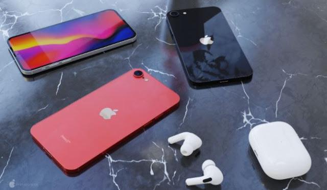 تسريبات جديدة لسعر ومواصفات هاتف iPhone SE 3 و iPhone SE Plus