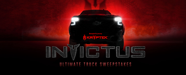 Here are some instructions about how to enter the Kryptek Ultimate Truck Sweepstakes for your chance to win some really great prizes!