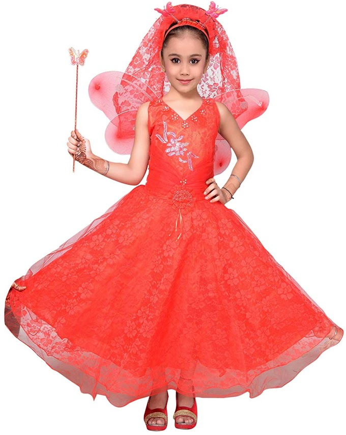 Kidling Kids Pari Dress for Girls