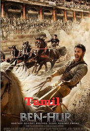Ben-Hur (2016) Tamil Dubbed DVDScr 350MB
