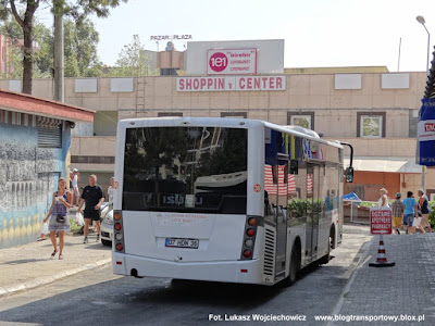 Isuzu Citibus, Alanya Belediyesi Şehir Otobüsü