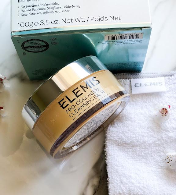 Elemis Pro-Collagen Cleansing Balm.