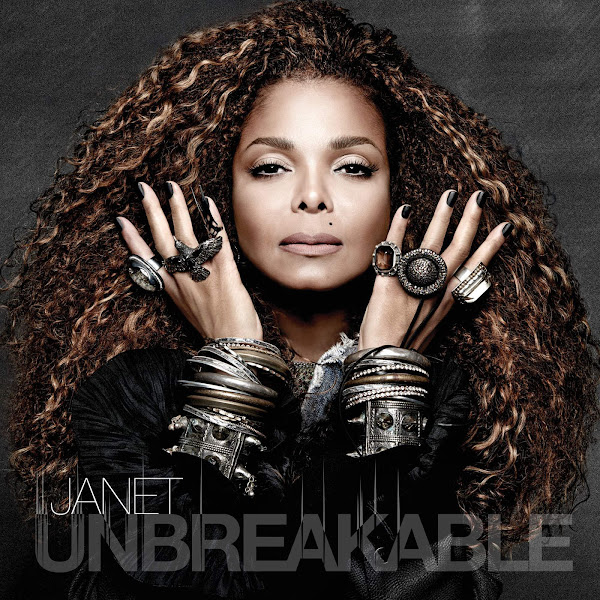 Janet Jackson - Unbreakable Cover