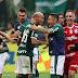 Palmeiras vence o Avaí e recupera a liderança do Brasileirão