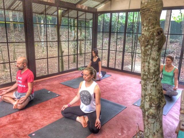 Pranayama and Meditation Class